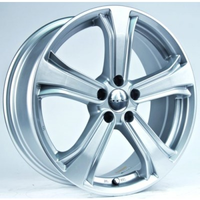 RTX Wheels Fuji Silver wheel (16X6.5, 5x100, 56.1, 48 offset)