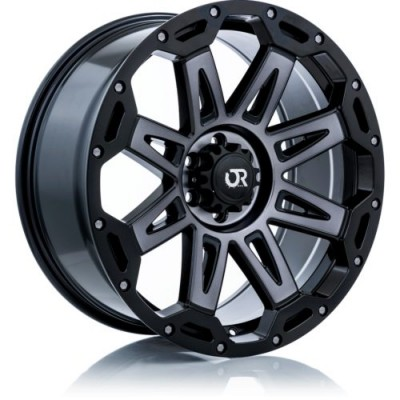 RTX Wheels Gobi Satin Black wheel (20X9, 6x135, 87.1, 0 offset)