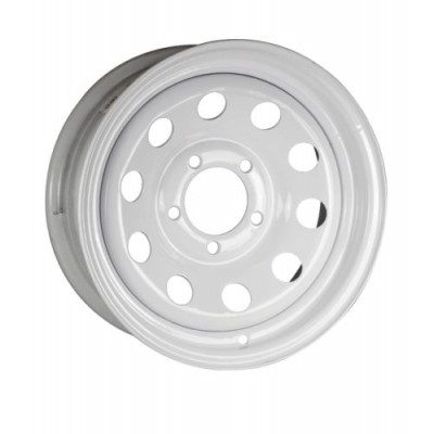 RTX Wheels Modular White wheel | 14X6, 5x114.3, 84, 0 offset