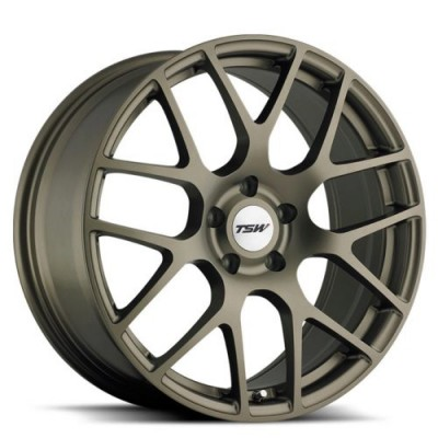 RTX Wheels NURBURGRING Matte Bronze wheel (20X10.5, 5x120, 76.1, 25 offset)