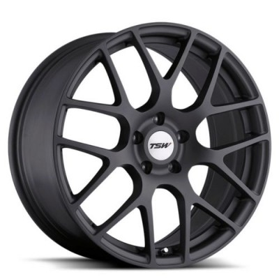 RTX Wheels NURBURGRING Dark Matte Grey wheel (21X9, 5x120, 76.1, 25 offset)