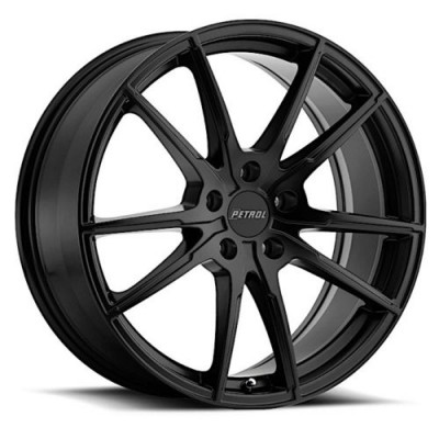 RTX Wheels P0A Matte Black wheel (18X8, 5x110, 72.1, 40 offset)