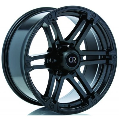 RTX Wheels Slate Satin Black wheel (20X9, 6x139.7, 106, 20 offset)