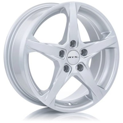 RTX Wheels TI Silver wheel (16X6.5, 5x108, 63.4, 52.5 offset)