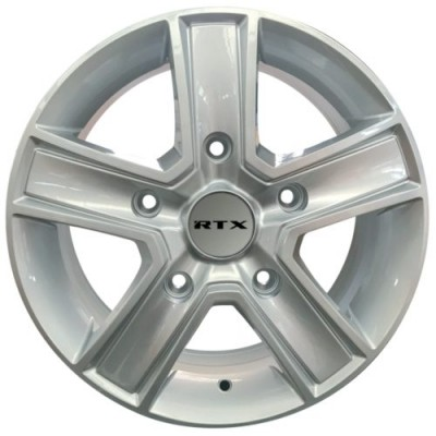 RTX Wheels Transit Silver wheel (16X6.5, 5x160, 65.1, 60 offset)