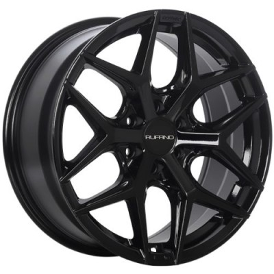 Ruffino Wheels Demon Gloss Black wheel (17X8.0, 6x120, 67.1, 35 offset)
