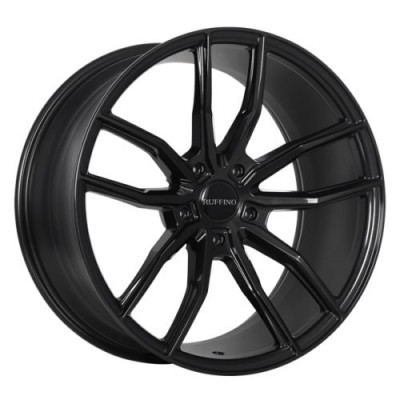 Ruffino Wheels Pure Black wheel (18X8.5, 5x114.3, 73.1, 35 offset)