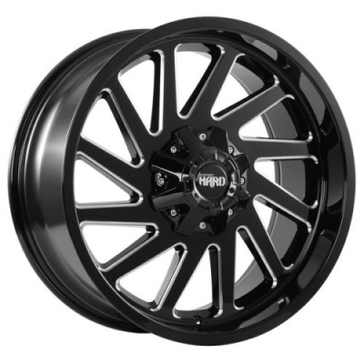 Ruffino Wheels Smasher Gloss Black wheel (20X9.0, 6x135, 87.1, 0 offset)