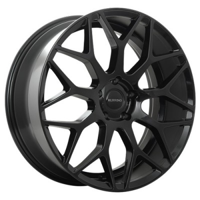 Ruffino Wheels Strike Gloss Black wheel (22X9, 5x114.3, 73.1, 35 offset)