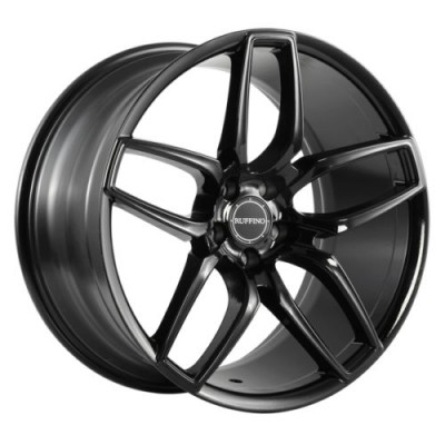 Ruffino Wheels Trofeo Gloss Black wheel (20X10.5, 5x120, 74.1, 42 offset)