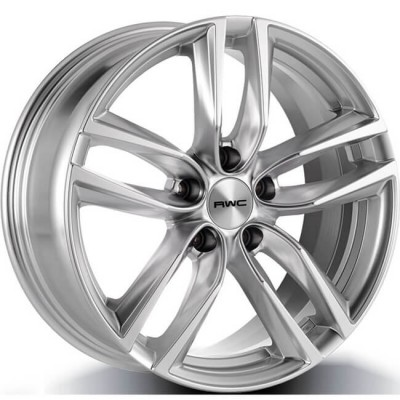 Rwc AC367 Silver wheel (16X7, 5x114.3, 64.1, 45 offset)