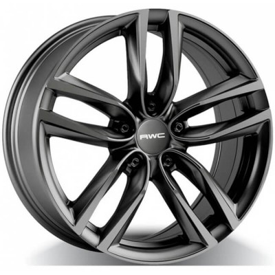 Rwc AC367 Anthracite wheel (16X7, 5x114.3, 64.1, 45 offset)