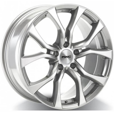 Rwc AC80 Silver wheel (17X7.5, 5x114.3, 64.1, 45 offset)