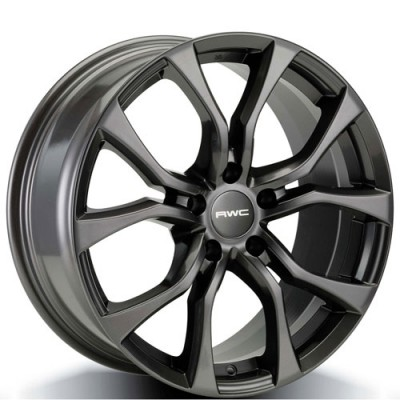 Rwc AC80 Anthracite wheel (17X7.5, 5x114.3, 64.1, 45 offset)