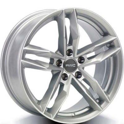 Rwc AD87 Silver wheel (17X7.5, 5x112, 66.45, 32 offset)