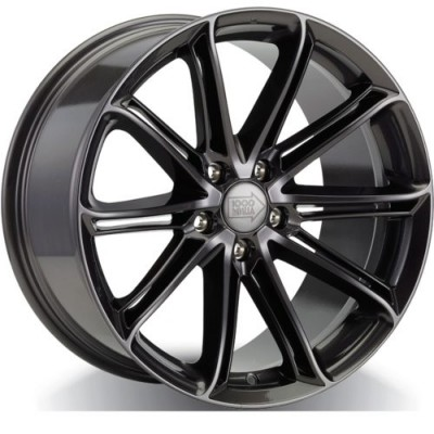 Rwc BM1007 Anthracite wheel (18X8, 5x112, 66.7, 30 offset)