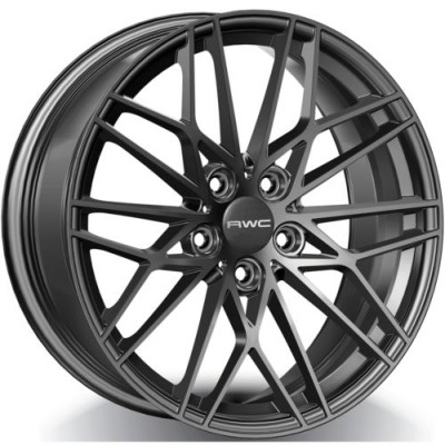 RWC BM51 Gun Metal wheel | 19X8, 5x112, 66.7, 30 offset