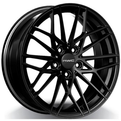 RWC BM51 Black wheel (18X8, 5x112, 66.7, 48 offset)