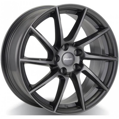 Rwc BM557 Anthracite wheel (18X8, 5x120, 72.6, 30 offset)