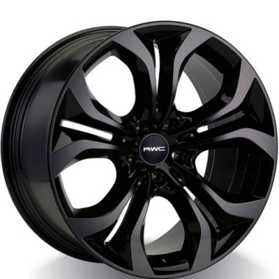 RWC BM85 Black wheel (20X10.0, 5x120, 74.1, 40 offset)