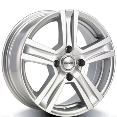 Rwc CV05 Silver wheel (15X6.5, 5x114.3, 66.1, 40 offset)