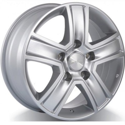 Rwc FO50 Silver wheel (16X6.5, 5x160, 65.1, 50 offset)