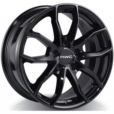 RWC GM395 Black wheel (15X6, 5x105, 56.5, 35 offset)