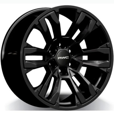 RWC GM440 Black wheel | 18X8.0, 6x120, 67.1, 35 offset