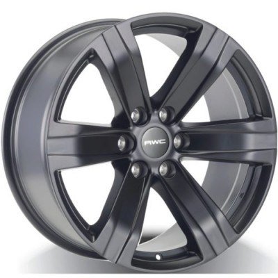 RWC GM600 Anthracite wheel | 18X8, 6x120, 67.1, 35 offset