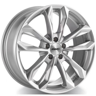 Rwc HO950 Silver wheel (17X7.5, 5x114.3, 64.1, 45 offset)