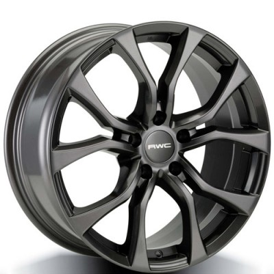 Rwc LX80 Anthracite wheel (16X7, 5x100, 54.1, 40 offset)
