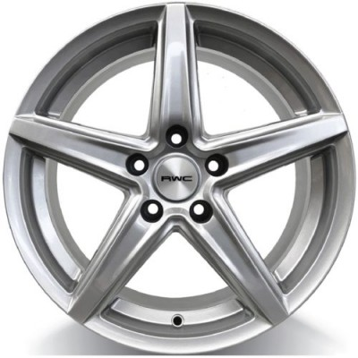 RWC MB388 Silver wheel (17X7.5, 5x112, 66.6, 42 offset)