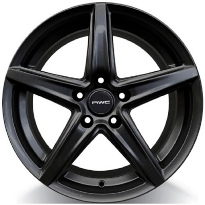 RWC MB388 Black wheel (18X8.0, 5x112, 66.6, 32 offset)