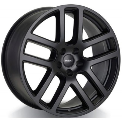 RWC MB700 Black wheel (20X9, 5x112, 66.6, 40 offset)