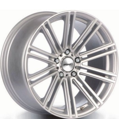 Rwc MHK1005 Silver wheel (19X8.5, 5x114.3, 67.1, 30 offset)
