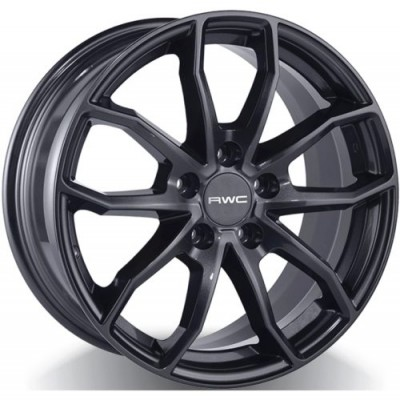 RWC MHK395 Anthracite wheel (15X6, 4x100, 54.1, 37 offset)