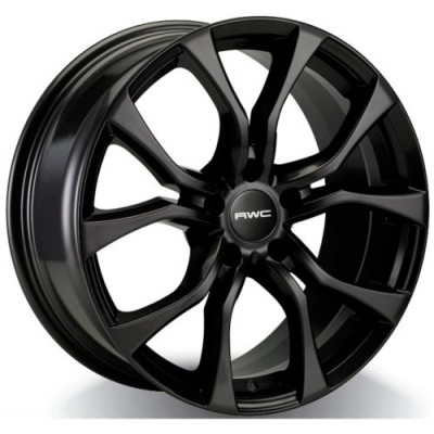RWC MHK80 Black wheel (17X7.5, 5x114.3, 67.1, 42 offset)