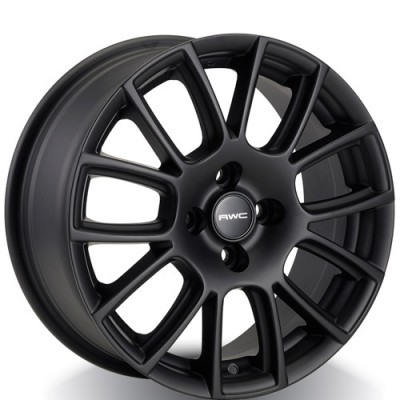 Rwc MN07 Black wheel (16X7, 4x100, 56.1, 45 offset)