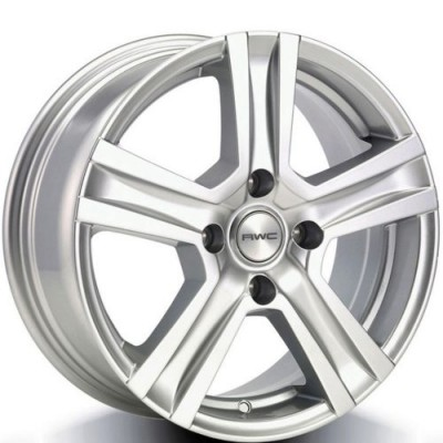 Rwc NI05 Silver wheel | 16X7, 4x114.3, 66.1, 40 offset