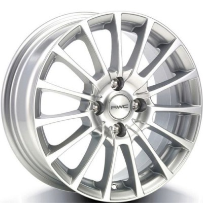 Rwc NI11 Silver wheel (15X6, 4x100, 60.1, 40 offset)