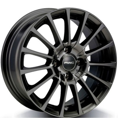 Rwc NI11 Black wheel (15X6, 4x100, 60.1, 40 offset)
