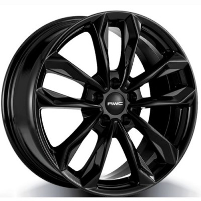 Rwc NI950 Black wheel (18X8, 5x114.3, 66.1, 42 offset)