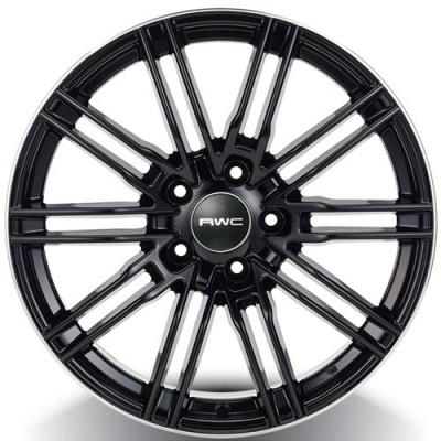 Rwc PC80 Black wheel (20X9, 5x130, 71.6, 57 offset)