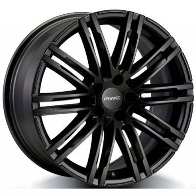 Rwc PC94 Black wheel | 18X8, 5x112, 66.45, 21 offset