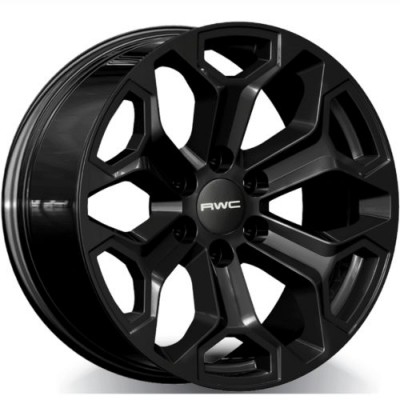 RWC RM360 Black wheel (18X8.5, 6x139.7, 77.8, 18 offset)
