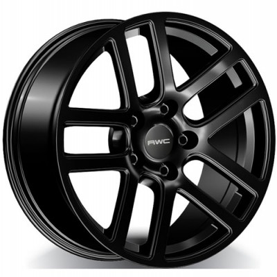 Rwc RM700 Black wheel (20X9, 5x115, 71.6, 20 offset)