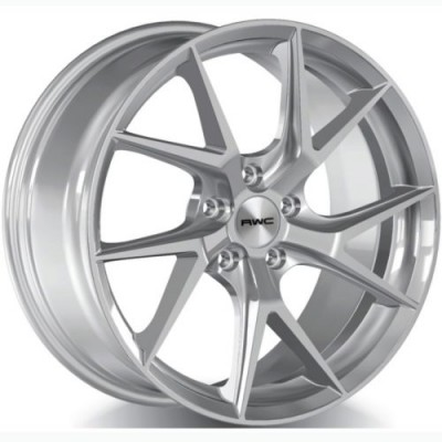 RWC SB1012 Silver wheel (17X7.5, 5x114.3, 56.1, 48 offset)
