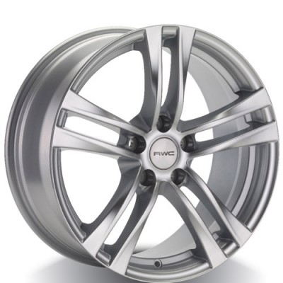 Rwc SB40 Silver wheel | 17X7.5, 5x114.3, 56.1, 48 offset