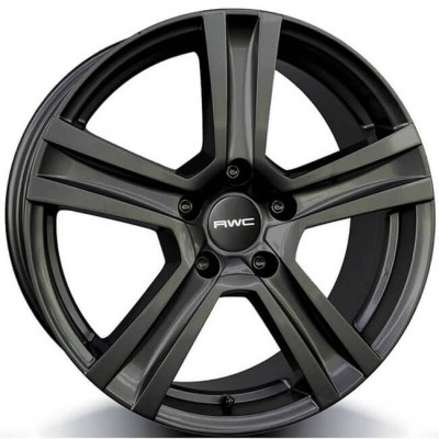 Rwc TO05 Anthracite wheel (15X6, 4x100, 54.1, 40 offset)