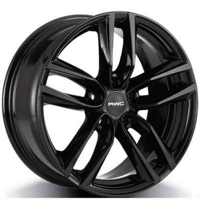 Rwc TO367 Black wheel (16X7, 5x100, 54.1, 40 offset)